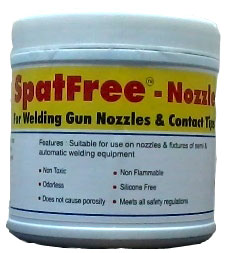 Welding Anti Spatter Nozzle Gel SPATFREE Nozzle Gel MSDS