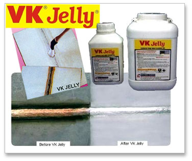Pickling Paste Pickling Gel Pickling Passivation Stainless Steel Weld Cleaning VK JELLY